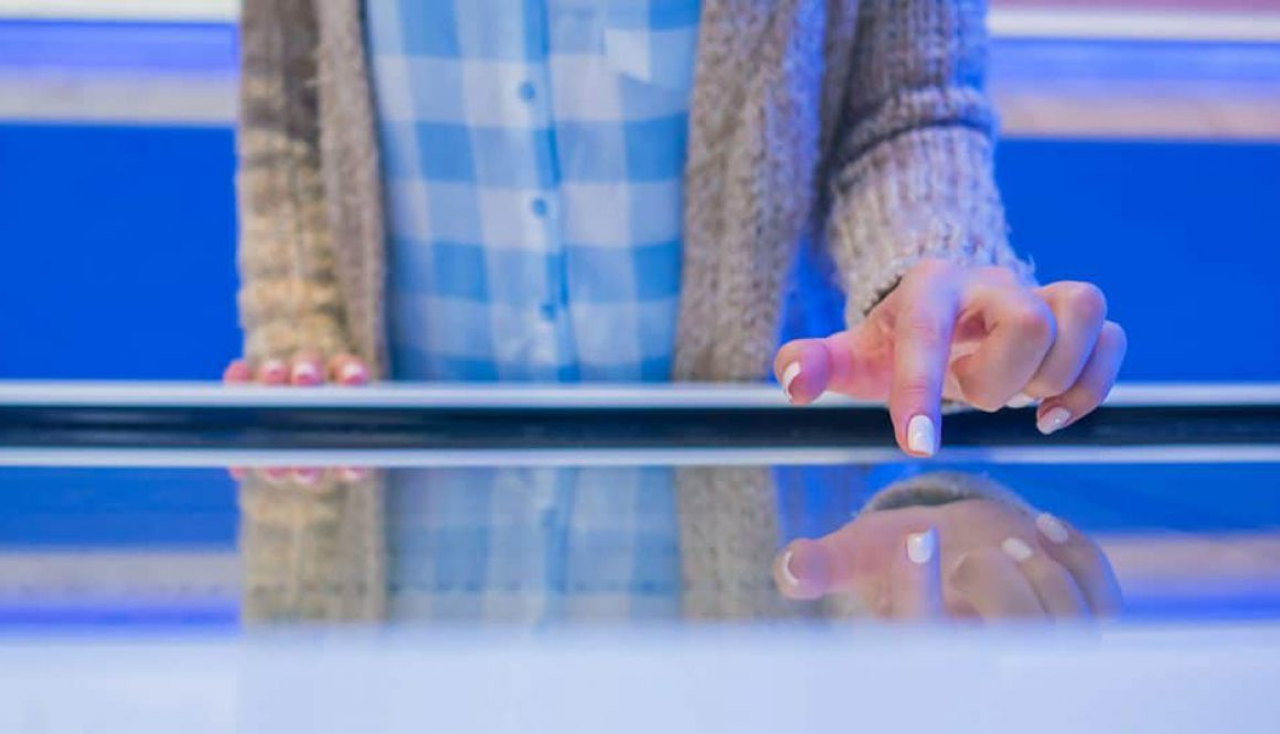 How to properly clean your infrared touchscreen